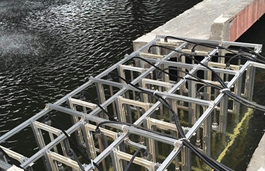 高压静电场循环水处理设备
